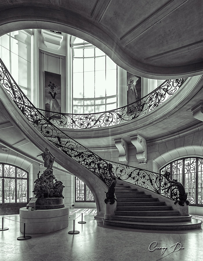 Cuong - Petit Palais
