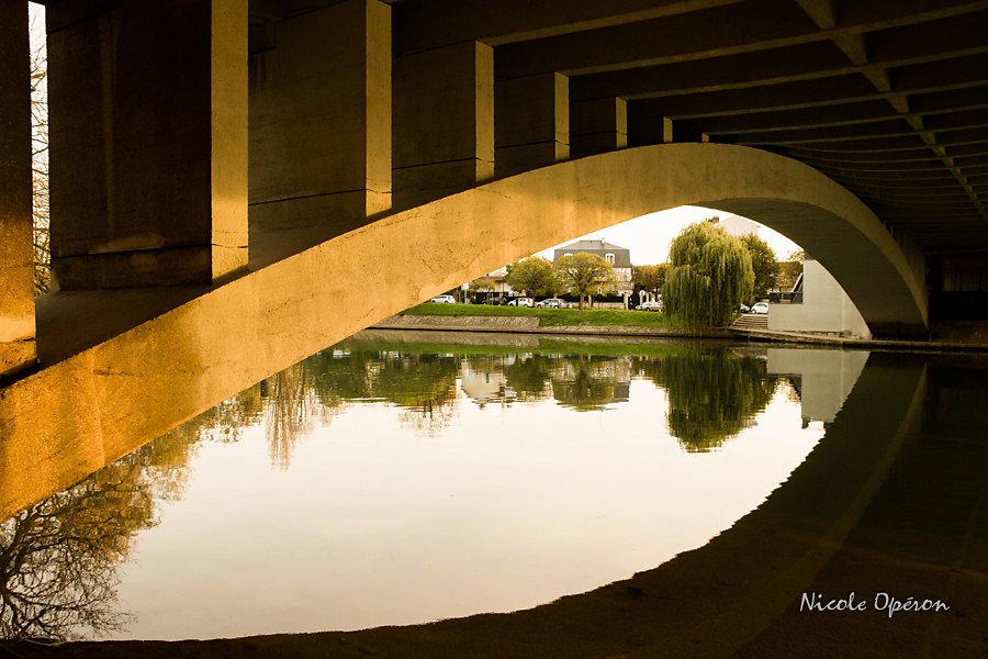 Nicole- Under the bridge