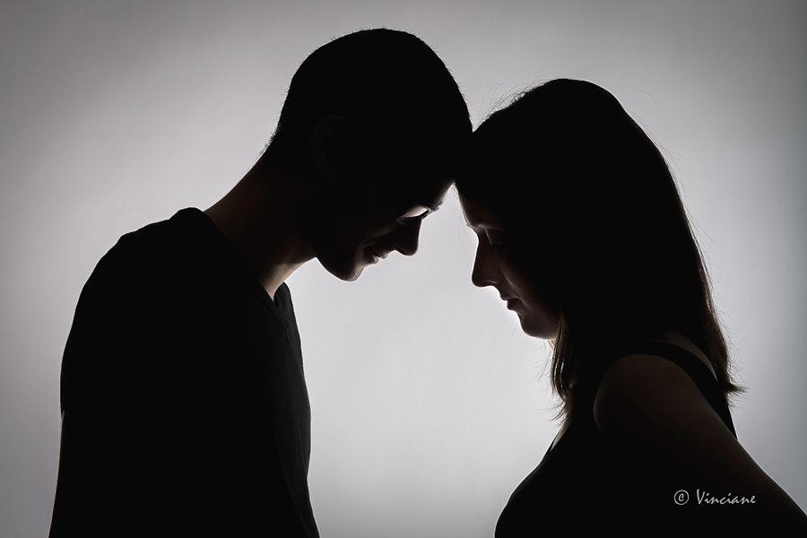 Vinciane - Couple amoureux