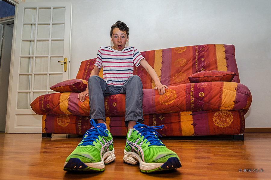 Christophe - Green Shoes