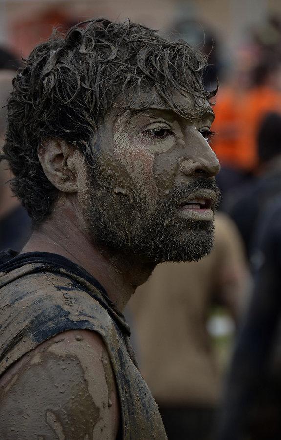 Richard - Mud Day
