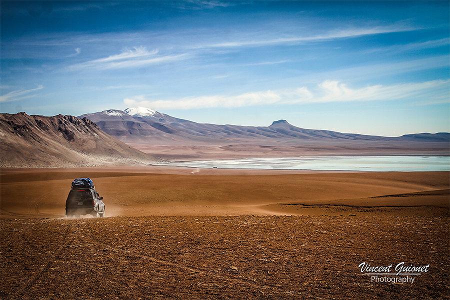 Vincent - Vers le désert
