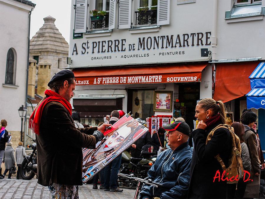 Alice - Montmartre