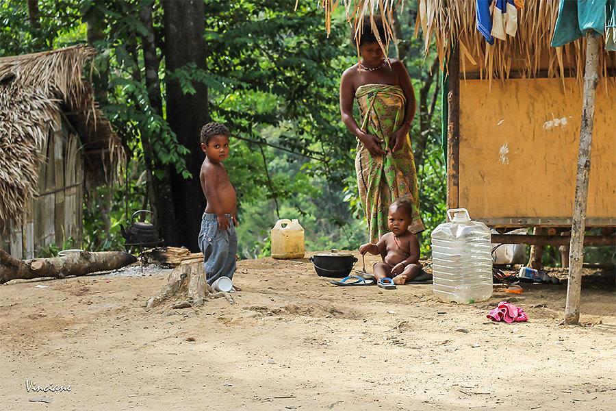 Vinciane - Village Orang